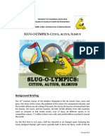 projectoverview slugolympics
