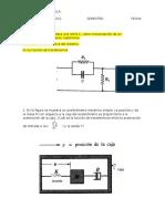 Examen Unidad II Control Clasico