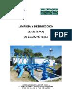 Dosier Limpieza y Desinfeccion Sistemas Agua Potable