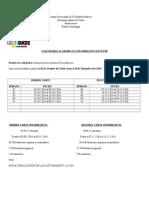 Calendario Academico e Informacion Docente