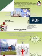4 Naturaleza de La Funciones de La Unidad de Organizacion y Sistema