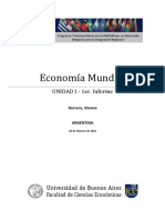 Economía Mundial - Unasur - Herrera Silvana