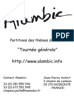 Alambic Tournee Generale