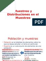 8. UNIDAD 6. Muestreo y Distribuciones en El Muestreo
