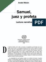 Wenin, A., Samuel juez y profeta.pdf