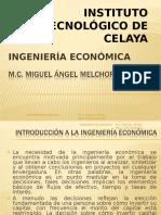 1ra Unidad Ing Economica