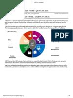 SAP Fiori Quick Guide