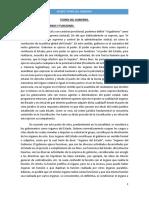 Apunte Teoría Del Gobierno (2)