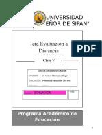 Solucion i Evaluacion a Distancia Costos 2014-II