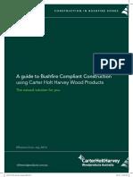 Chh Construction in Bushfire Zones Guide