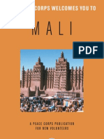 Peace Corps Mali Welcome Book  |  January 2008