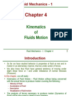 Ch4 Kinematics Fluids Motion
