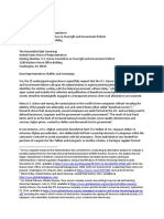 Joint Letter to Congress Urging Beneficial Ownership Transparency in Procurement