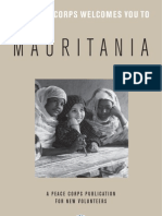 Peace Corps Mauritania Welcome Book  |  March 2009