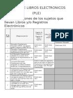 Programa de Libros Electrónicos