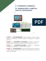 Tpr. Proyectos Tecnologicos 4 Eso