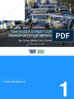 Van Duzer Street Corridor Safety Improvements