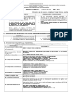 Informe Curso 1002 II