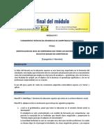 Guía Trabajo Final Juan Carlos