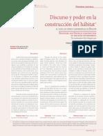construcción social del territorio