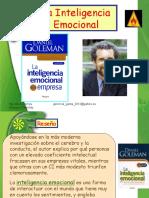 Libro de Daniel Goleman La Inteligencia Emocional