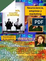 Libro de Neurociencia Empresa y Marketind de Lucia SUTIL
