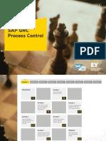 EY SAP GRC Process Control