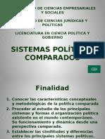 Universidad de Ciencias Empresariales y Sociales - Sistemas Políticos Comparados
