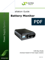 Monitor de Bateria Eltek 351507 033_InstGde Battery Monitor CAN Node_1v2e