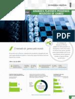 Grandes Players e Pequenos Negócios de Games