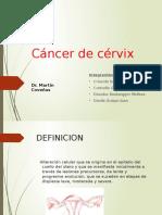 Cancer de Cérvix