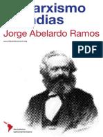Marxismo de Indias - Jorge Abelardo Ramos