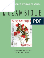 Peace Corps Mozambique Welcome Book  |  May 2009