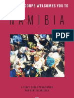 Peace Corps Namibia Welcome Book  |  July 2008