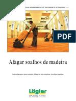 Afagar Soalho Madeira