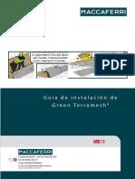 Guía de Instalación Green Terramesh