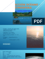 interaccion oceano atmosfera