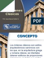 Los Ordenes Clasicos.ppt