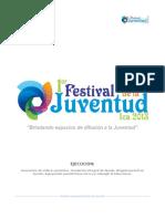 1er Festival de La Juntud Ica 2013