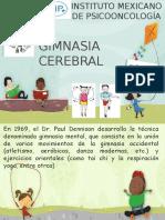 Expo Gimnasia Cerebral