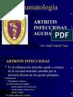 Artritis infecciosa AGUDA