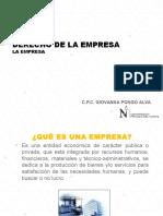 1 La Empresa