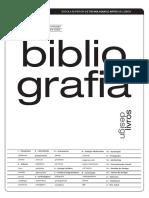 Bibliografia Diseño Editorial (Portugués)