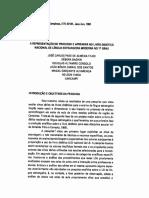 A Representação Do Processo e Aprender No LD LE - Almeida Filho Et Al