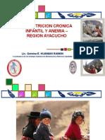 Disminuyendo La Desnutrición Infantil en Ayacucho