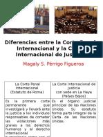 Diferencias Entre La Corte Penal Internacional y La