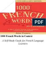 1000 French Words in Context_ - Alex Forero
