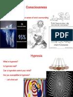 1  hypnosis