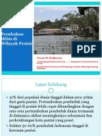 Perubahan Iklim Di Wilayah Pesisir