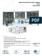 Edibon - Modular Smart Grid Power System Simulators